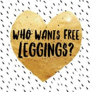 FREE Leggings with 4+ items